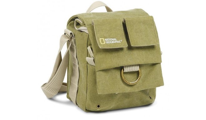 National Geographic pleca soma Small Shoulder Bag, haki (NG2344)