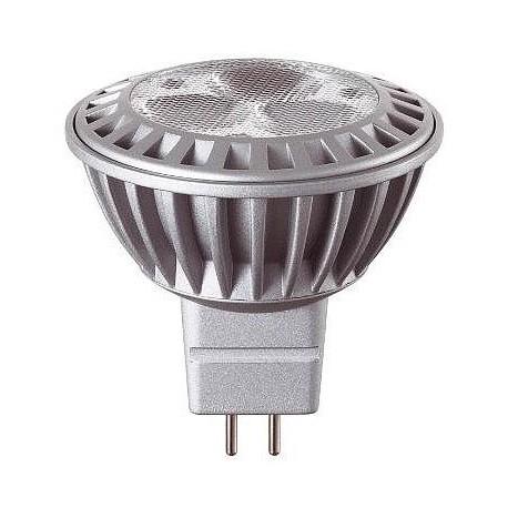 Panasonic LED лампочка GU5.3 4.4W=20W 2700K (LDR12V4L27WG5)