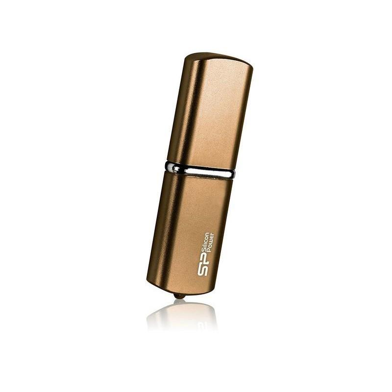Silicon Power 16GB Lux Mini 720 бронзовая