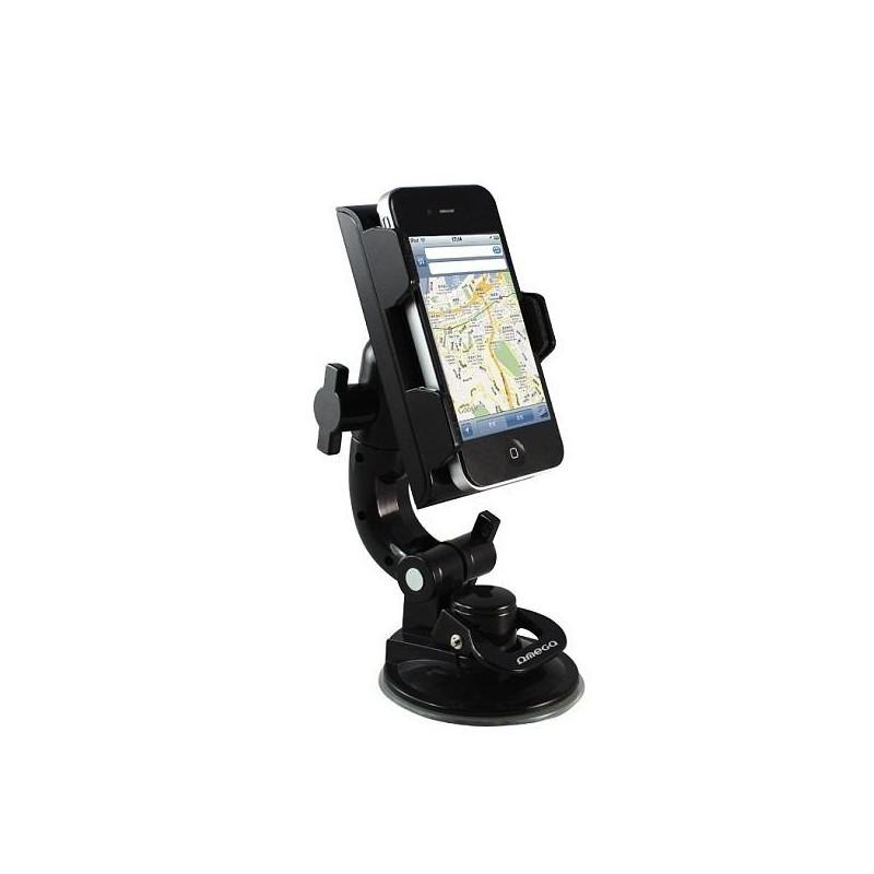 Omega universaalne telefonihoidik autosse (41189)
