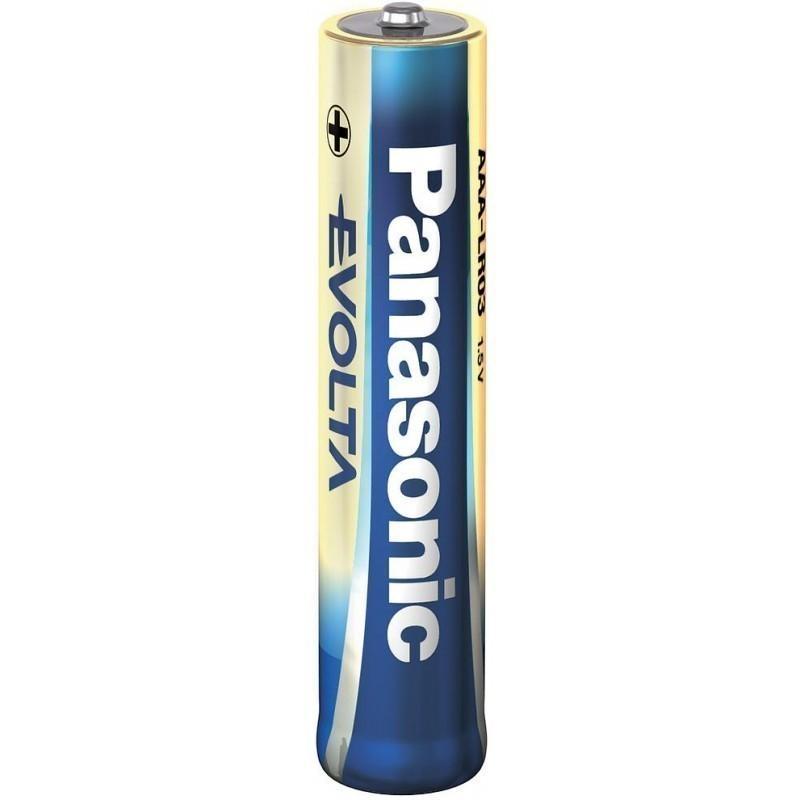 Panasonic battery LR03EGE/8B (4+4 pcs)