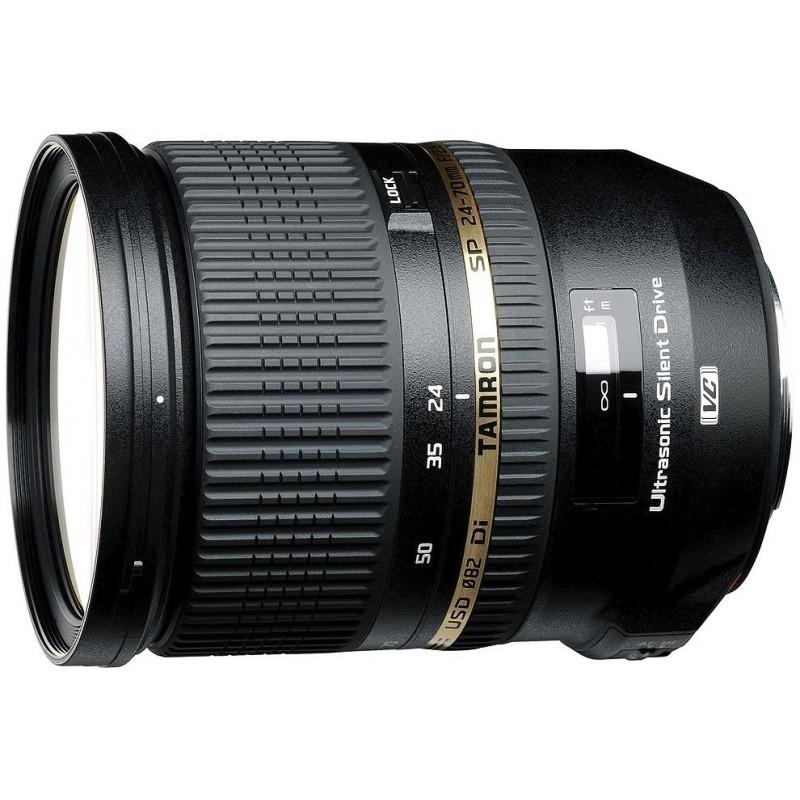 Tamron SP 24-70mm f/2.8 Di VC USD objektiiv Canonile