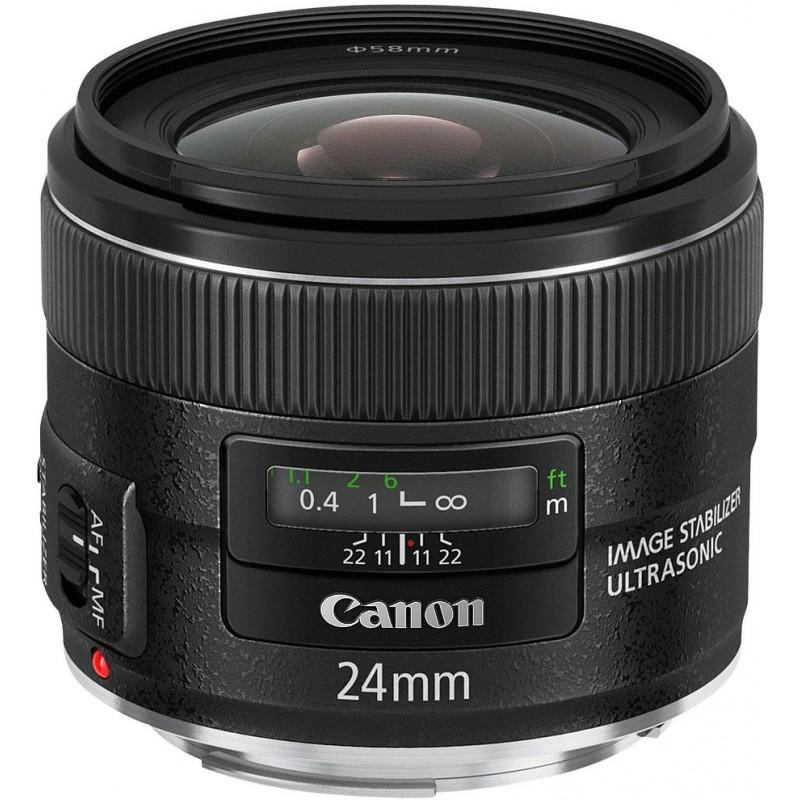 Canon EF 24 мм f/2.8 IS USM