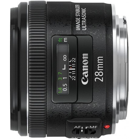 Canon EF 28mm f/2.8 IS USM objektiiv