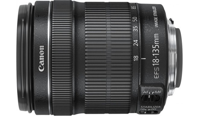 Canon EF-S 18-135мм f/3.5-5.6 IS STM объектив