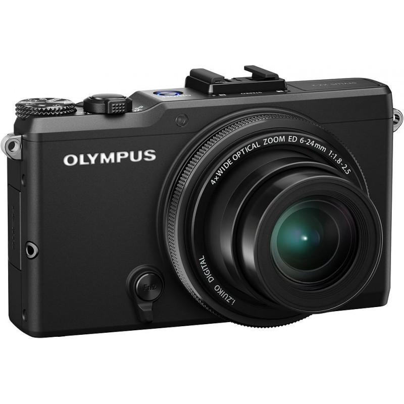 Olympus XZ-2, must