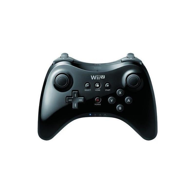 Nintendo Wii контроллер U Pro Controller, черный