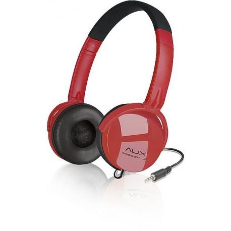 Speedlink kõrvaklapid + mikrofon Aux SL8752-BKRD
