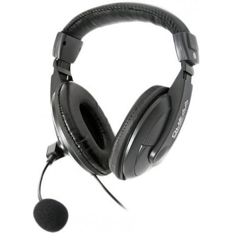 Omega Freestyle kõrvaklapid + mikrofon FH7500, must