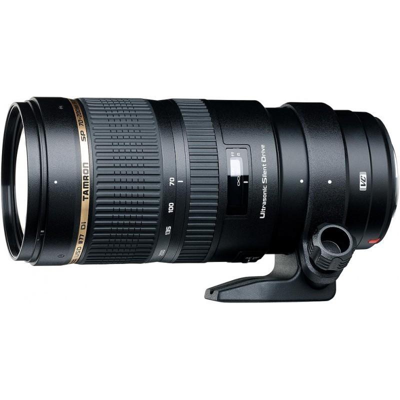 Tamron AF 70-200mm f/2.8 SP Di VC USD objektiiv Nikonile