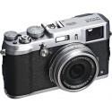 Fujifilm X100s, hõbedane