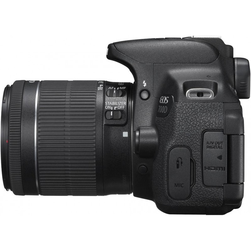 Canon EOS 700D + 18-55 мм IS STM Kit