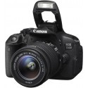 Canon EOS 700D + 18-55mm IS STM Kit