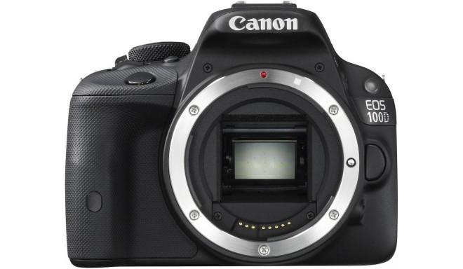 Canon EOS 100D, корпус