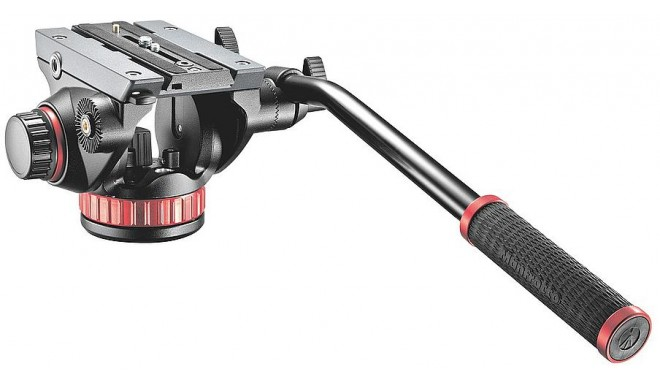 Manfrotto videopea MVH502AH
