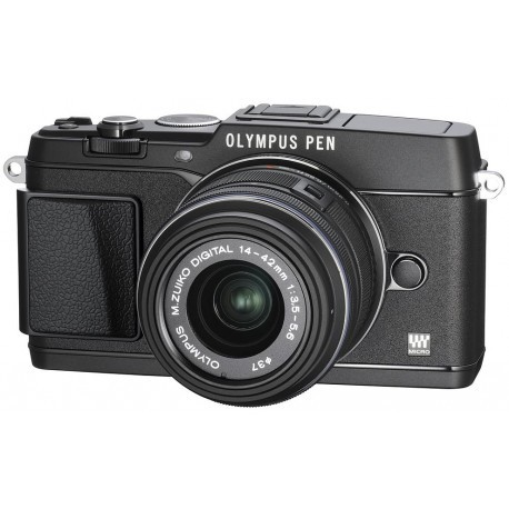 Olympus PEN E-P5 + 14-42mm II Kit, must
