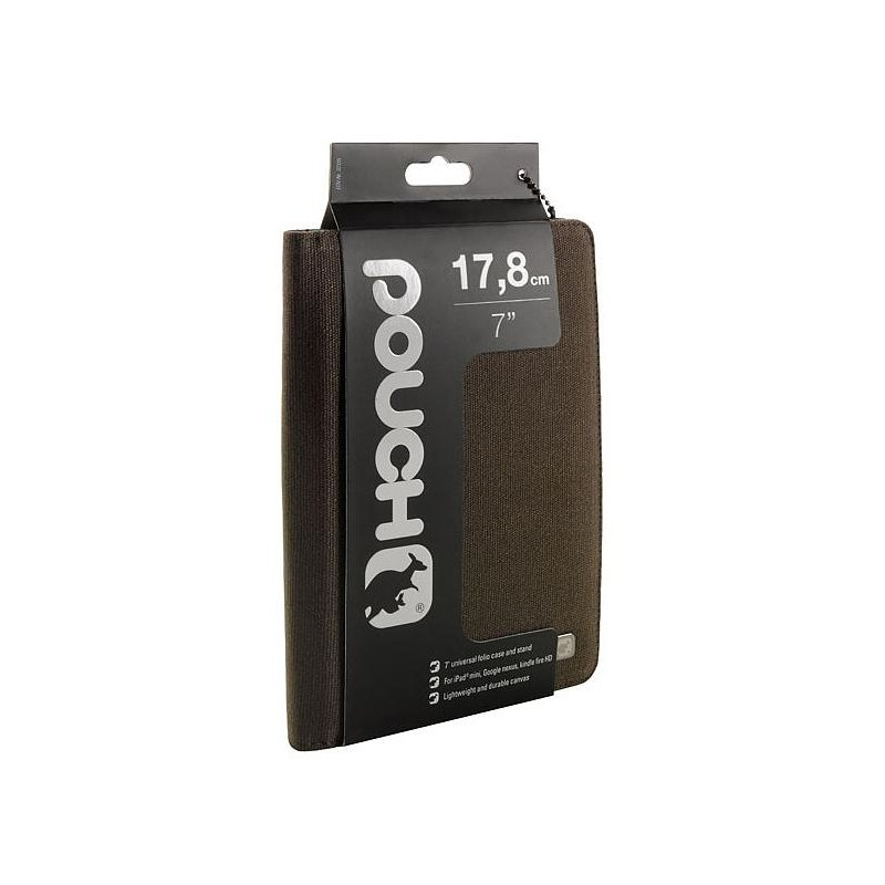 """Pouch tablet case CF7CB 7"""", brown (32335)"""