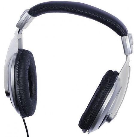 Vivanco kõrvaklapid SR96TV, hõbe/must (32251)