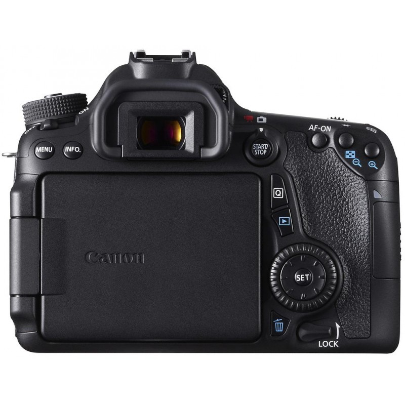Canon EOS 70D + 18-135 mm IS STM Kit