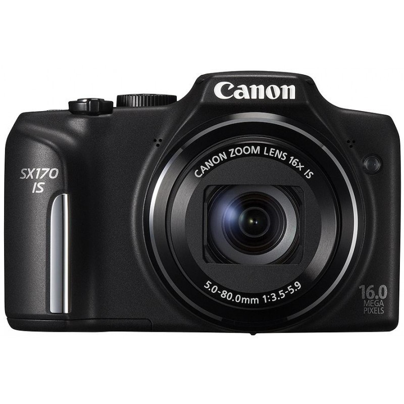 Canon PowerShot SX170 IS, must