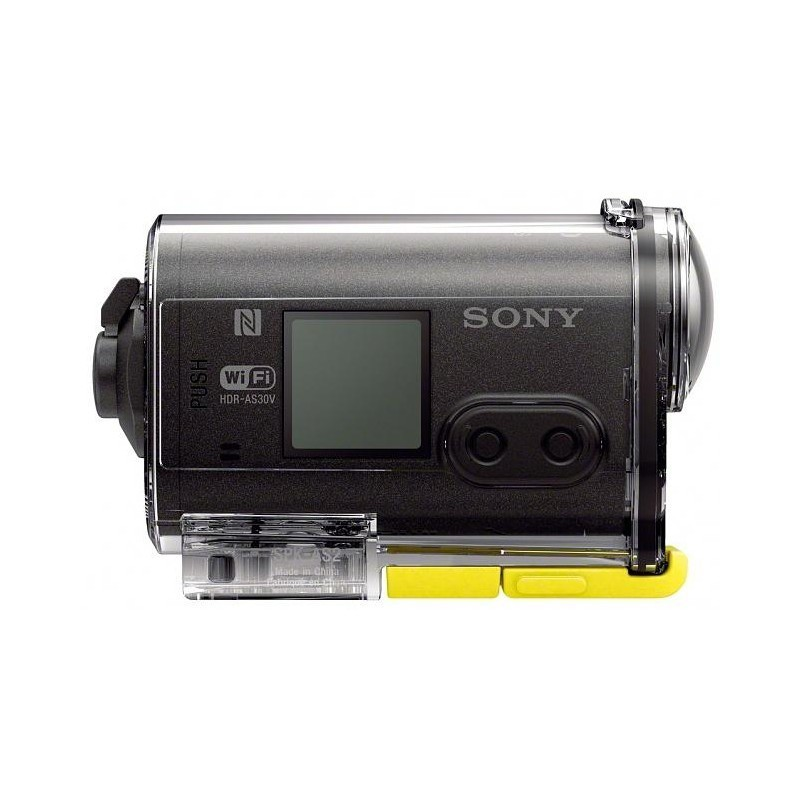 sony action cam hdr as30v sports action cameras. Black Bedroom Furniture Sets. Home Design Ideas