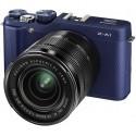 Fujifilm X-A1 + 16-50mm, sinine