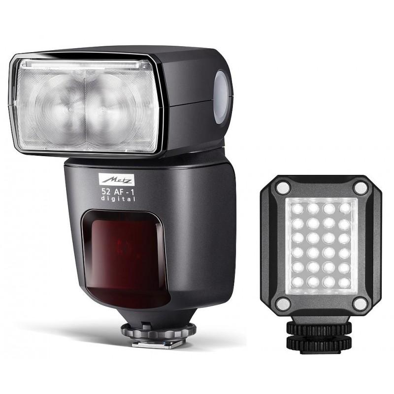 Metz 52 AF-1 + LED-160 Kit для Canon