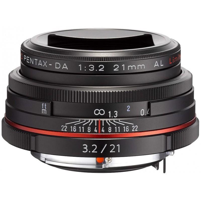 HD Pentax DA 21mm f/3.2 AL Limited
