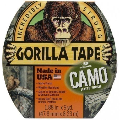 """Gorilla teip """"Camo"""" 8m"""