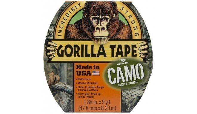 "Gorilla клейкая лента ""Camo"" 8м"