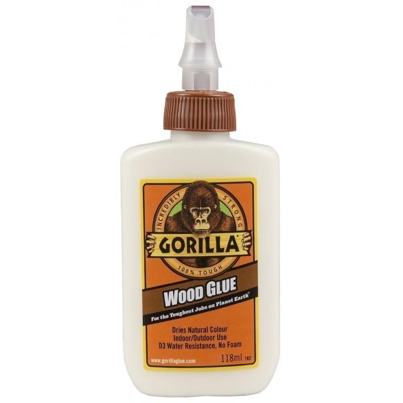 """Gorilla клей """"Wood"""" 118 мл"""