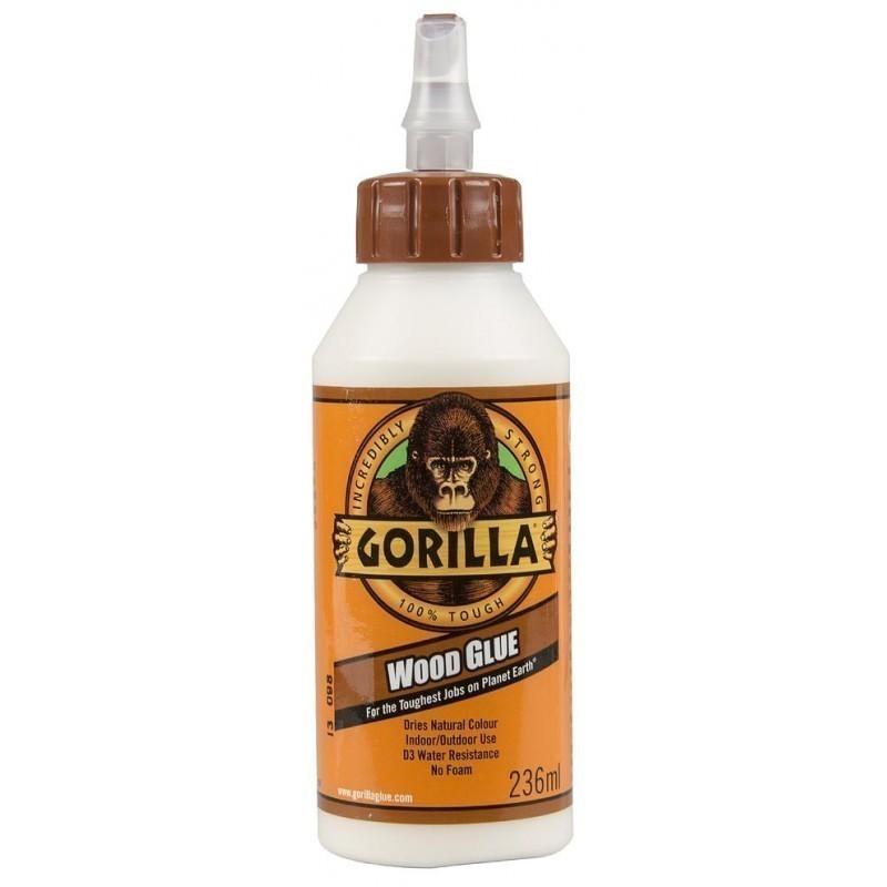 """Gorilla клей """"Wood"""" 236 мл"""