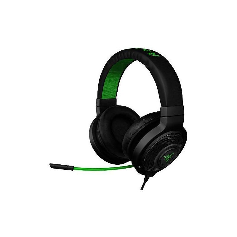 Razer kõrvaklapid + mikrofon Kraken Pro 2012, must