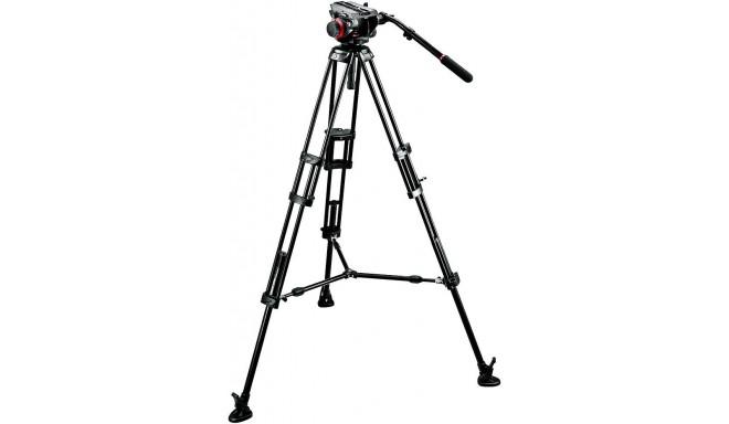 Manfrotto tripod kit 546BK + 504HD Pro Video