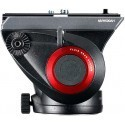 Manfrotto tripod kit 755CX3 + MVH500AH video head