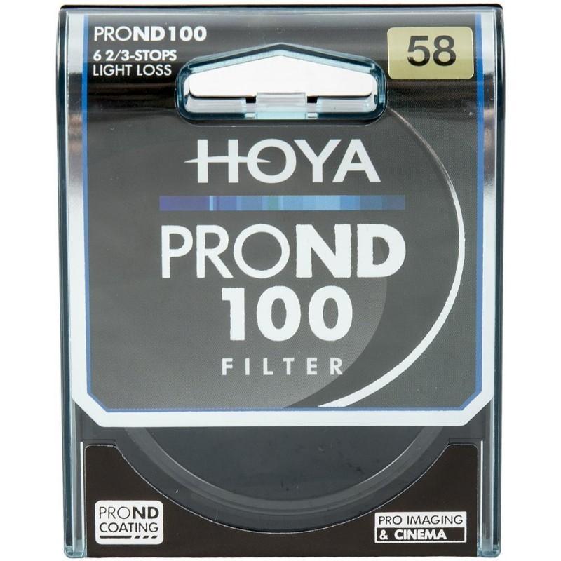 Hoya filter neutraalhall ND100 Pro 58mm