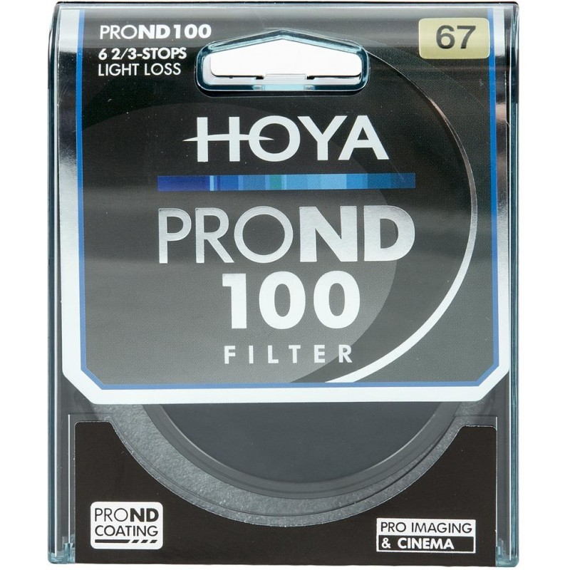 Hoya filter neutraalhall ND100 Pro 67mm