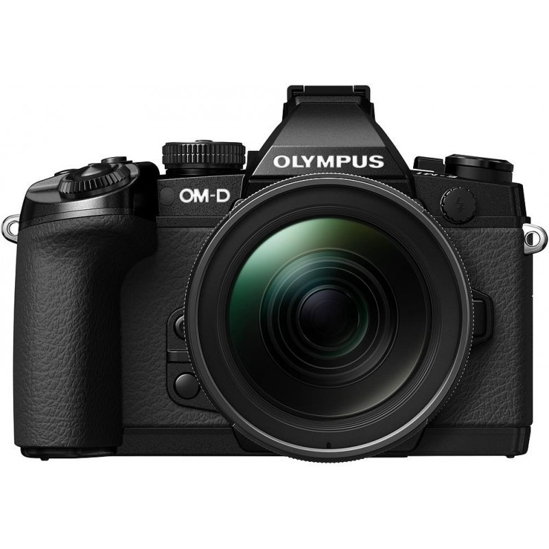 Olympus OM-D E-M1 + ED 12-40mm Kit