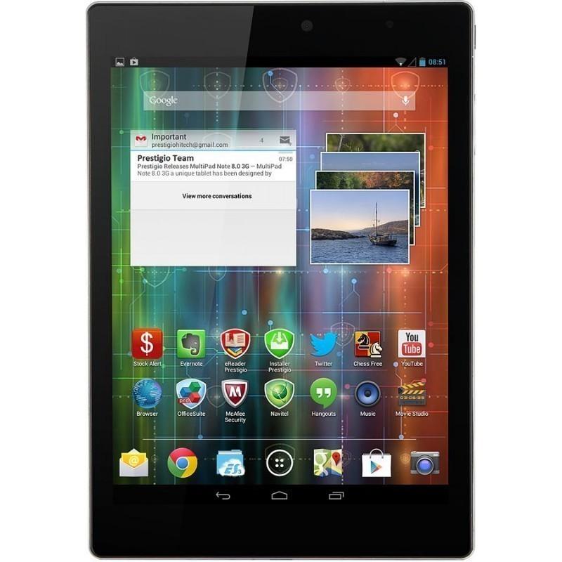 Prestigio MultiPad 4 Diamond 7.85 3G Tablet Drivers Mac