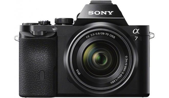 Sony a7 + 28-70мм Kit