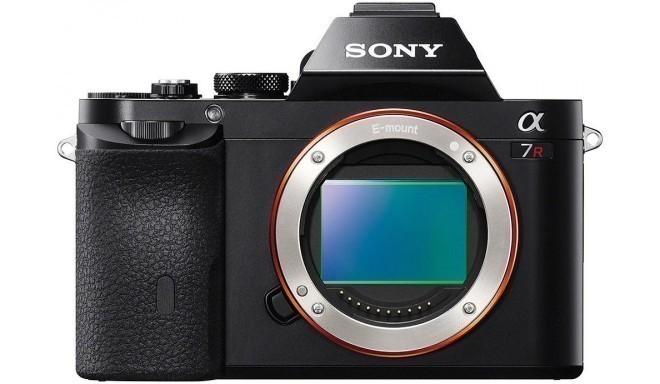 Sony a7R, корпус