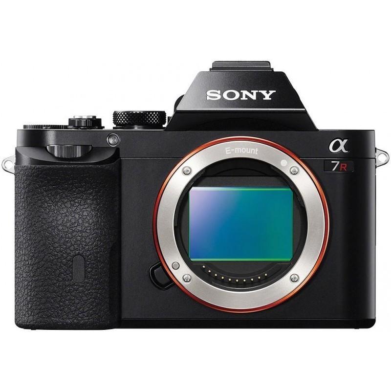Sony a7R  корпус