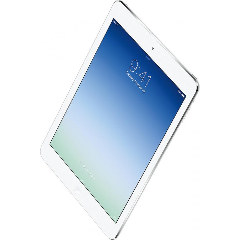apple ipad air 16gb wifi 4g silver tablets photopoint. Black Bedroom Furniture Sets. Home Design Ideas