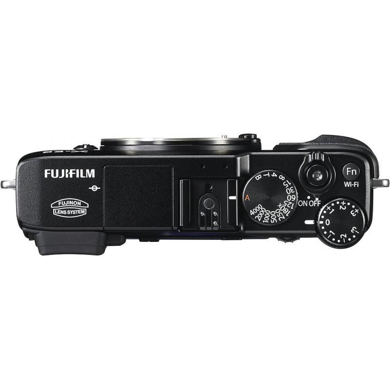Fujifilm X-E2  kere, must