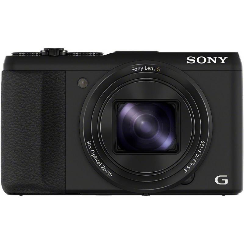 Sony DSC-HX50V, чёрный