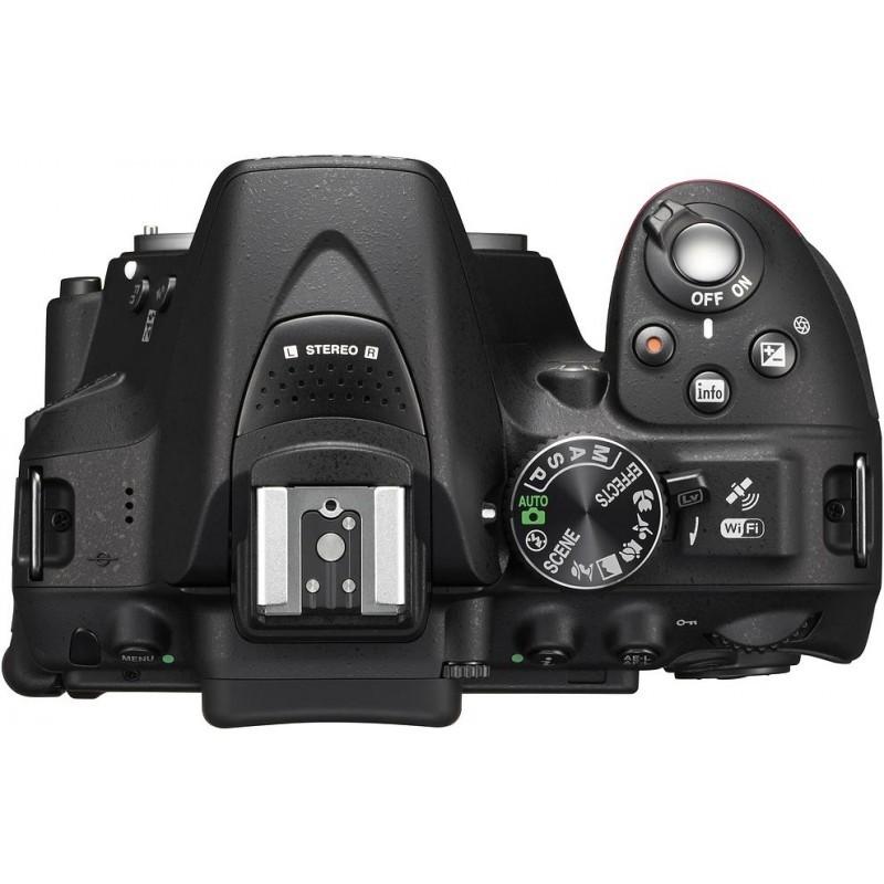 Nikon D5300  kere, must