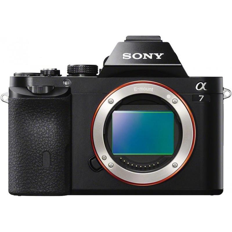Sony a7, корпус