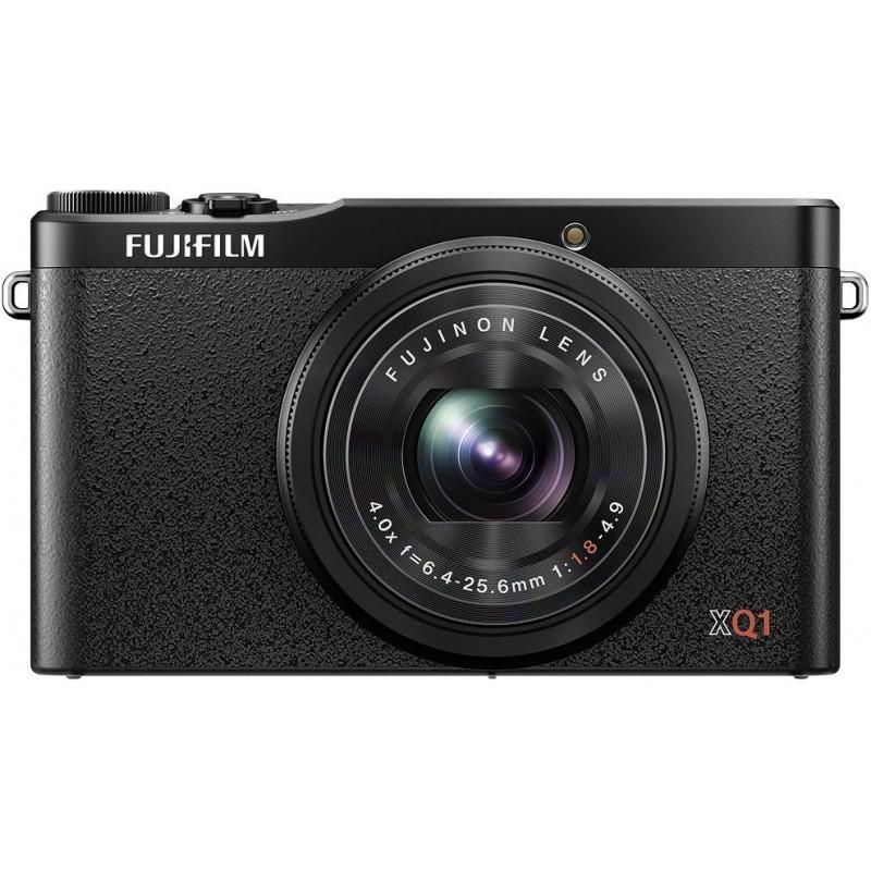 Fujifilm FinePix XQ1 чёрный