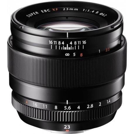 Fujinon XF 23mm f/1.4 R objektiiv