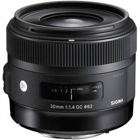 Sigma 30mm f/1.4 DC HSM Art objektīvs priekš Canon